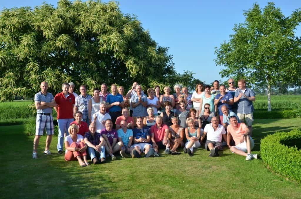 groep workshop likeur maken op Hammerhof