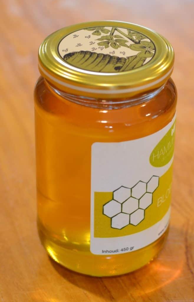 Potje honing van Hammerhof
